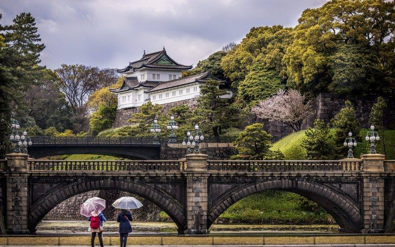 T-8 Days - Tokyo is made up of many centres like Shinjuku, Shibuya, Shinagawa, Shimbashi, Ginza... but at it's heart physically and symbolically is the Imperial Palace. Although still home to the Imperial Family it is possible to book a visit - which you need to do at least 4 days before your intended visit over athttp://bit.ly/imperialpalace