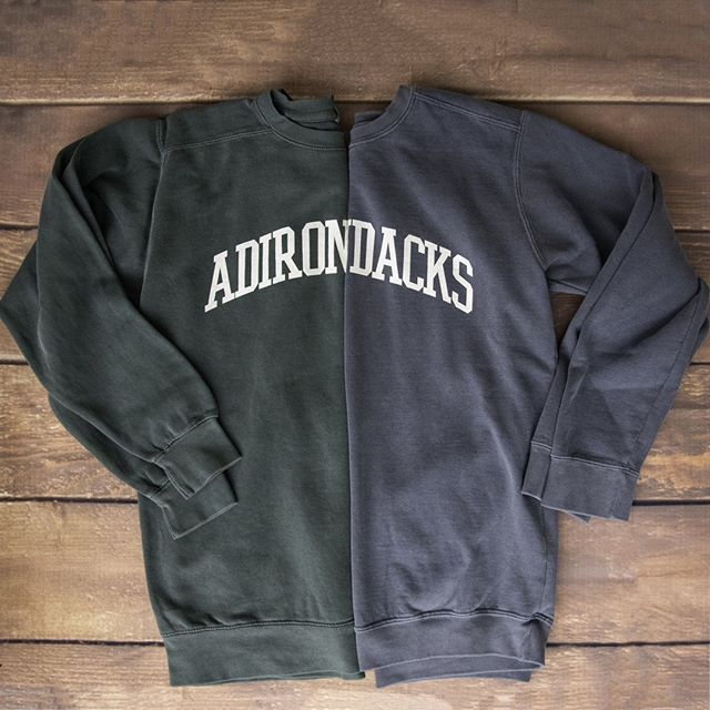 An Adirondack summer staple. 🌲 Check them out on our online shop, link in bio!