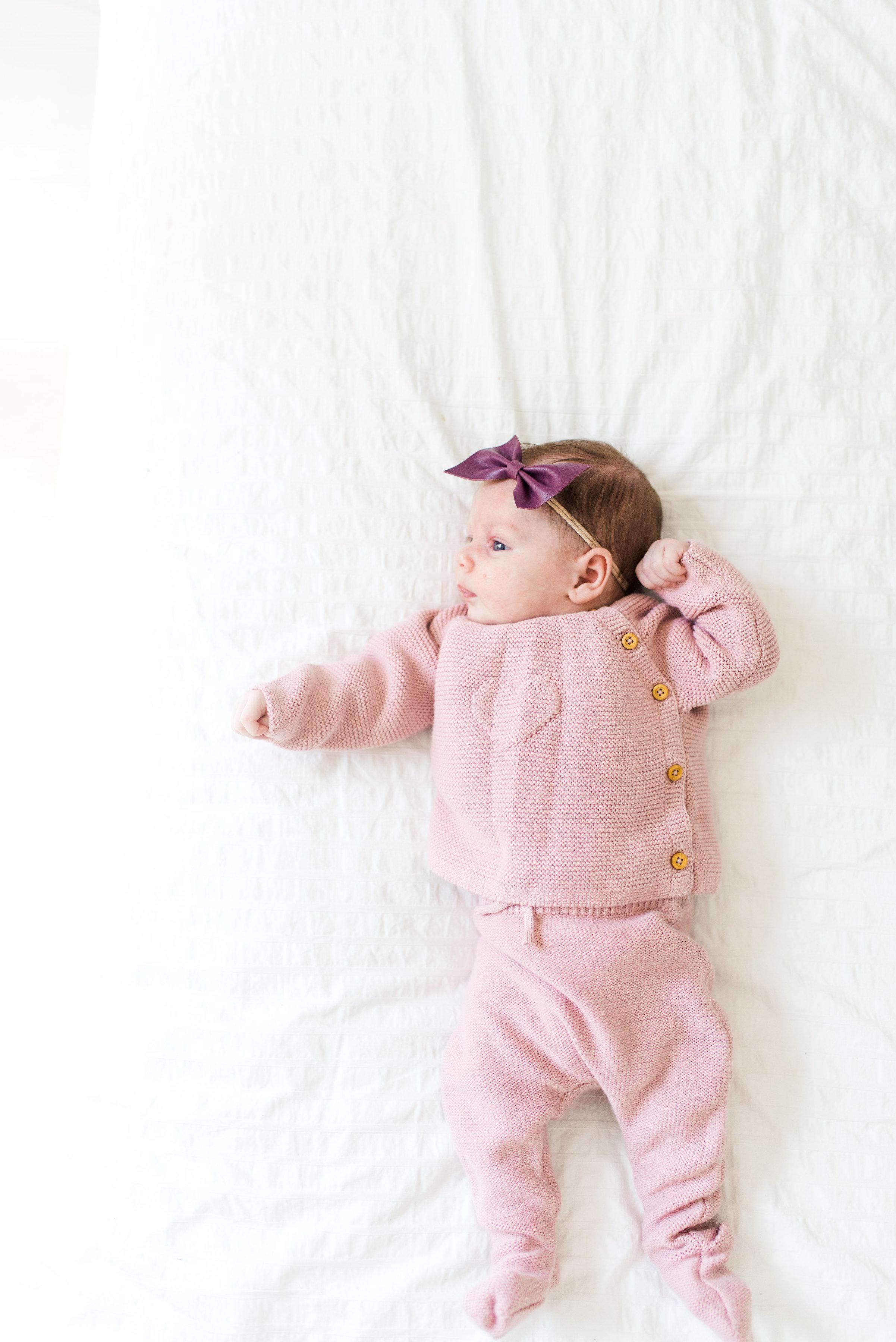 Sweet baby girl basic sweater and leggings: https://www.zara.com/us/en/kids/mini-%7C-0-12-months/knitwear/-c760002p4997572.html
