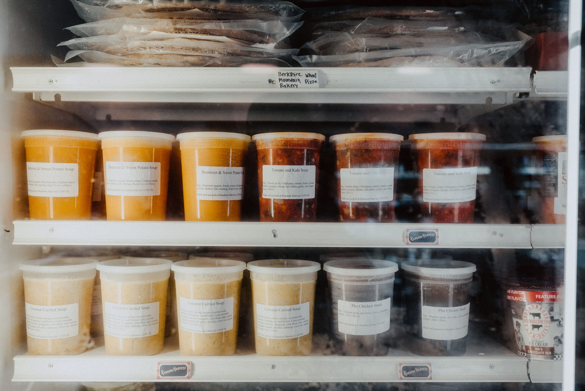grab-n-go items for every meal