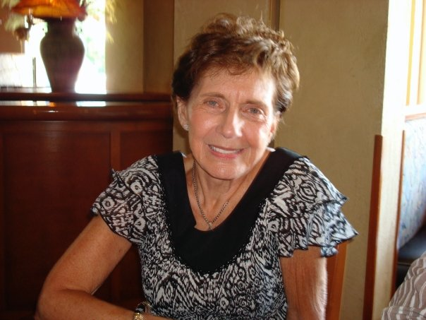 Grandma Miriam Bernstein