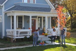 Inglenook Pocket Neighborhood Porch Party