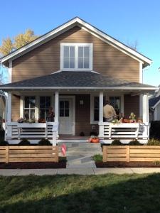 Inglenook Pocket Neighborhood Iris Cottage Home