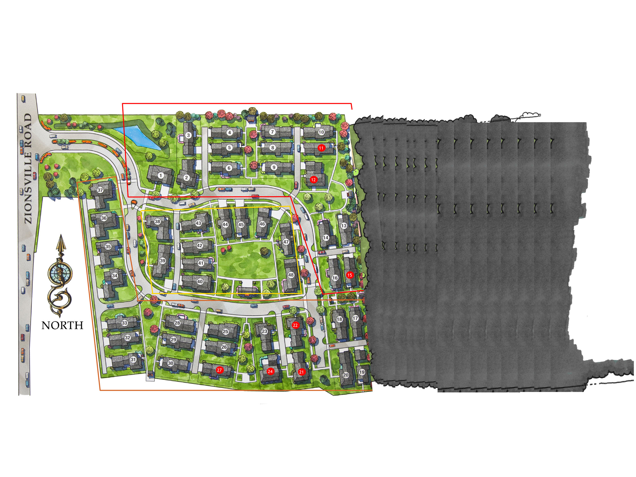 Inglenook of Zionsville Neighborhood Plan