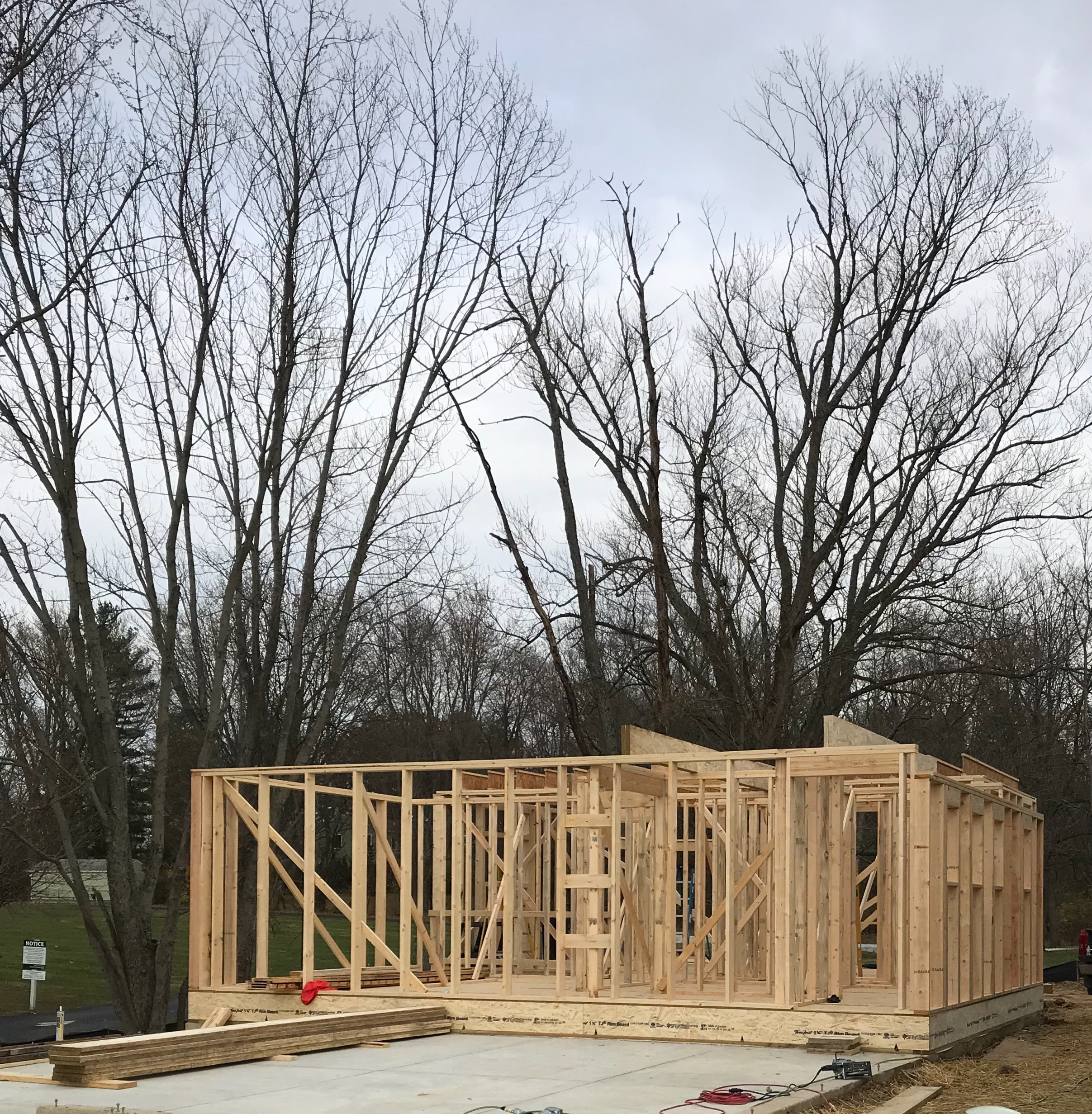New Construction Plumrose Cottage Home at Inglenook of Zionsville
