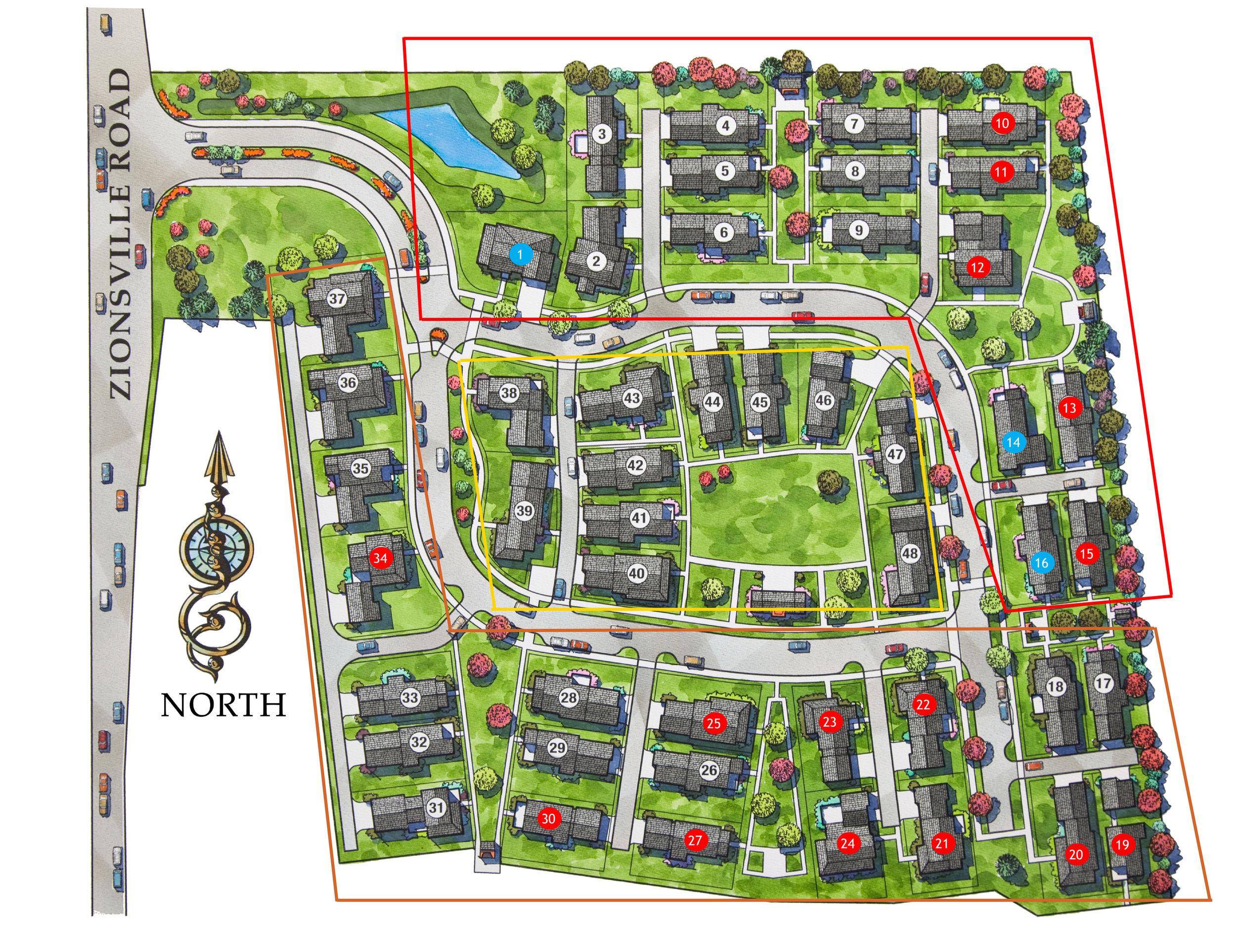 Inglenook of Zionsville Neighborhood Plan
