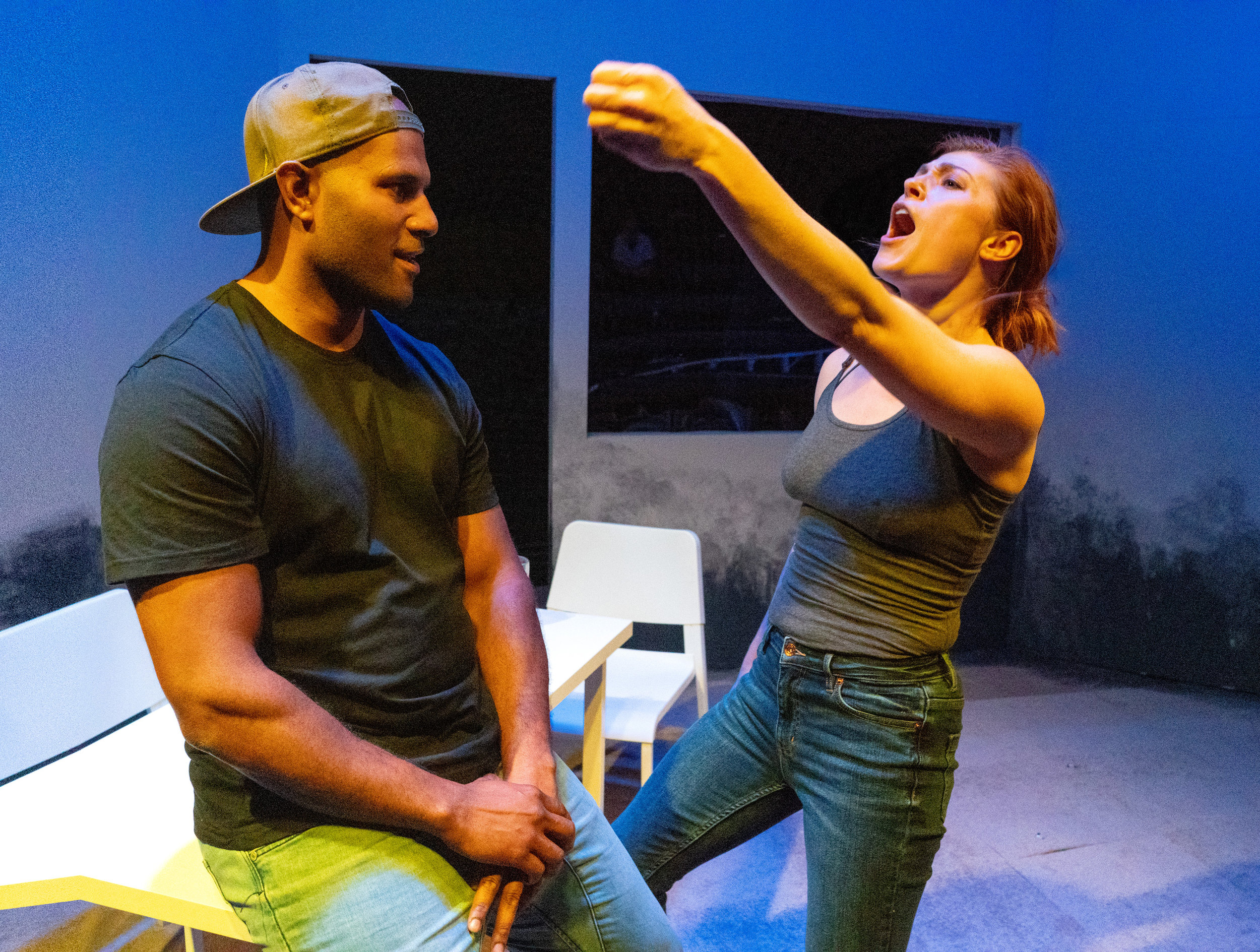King Of Pigs _ Production Image _ Mick Bani & Ella Scott-Lynch 2 _ Photography by John Marmaras.jpg