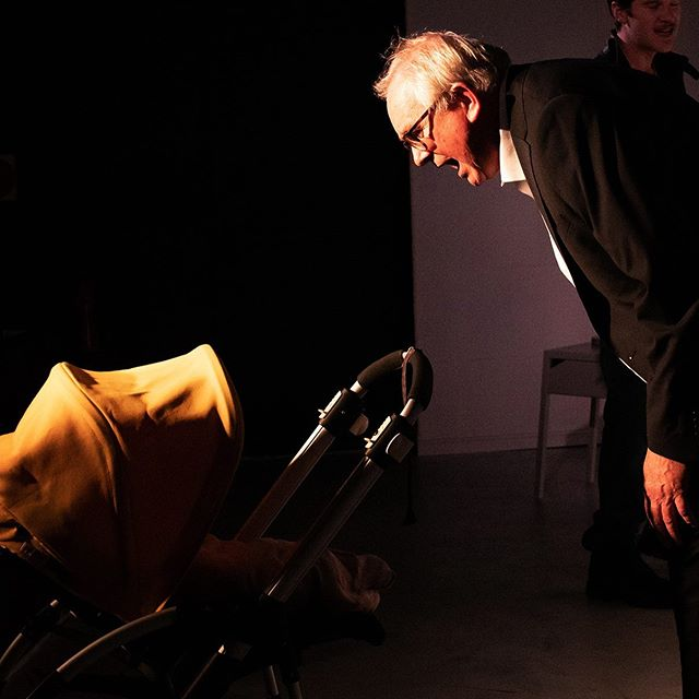 """A handful of tickets remain for CYPRUS AVENUE today at 5:00 PM. ⭐️⭐️⭐️⭐️ """"A MUST-SEE"""" - Stage Noise with Diana Simmonds  Book now online or at the Box Office from 4:00 PM  Proudly presented by @empress_theatre / 📸 by Yure Covich"""