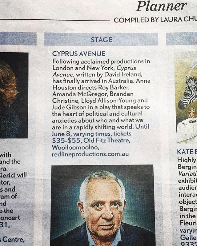Just 2 weeks to go! / Take the advice of the @sydneymorningherald planner and book now! / Proudly presented by @empress_theatre