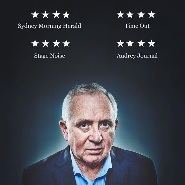 """ABSOLUTE LAST CHANCE THIS WEEK! / The thrilling CYPRUS AVENUE by David Ireland MUST CLOSE this Saturday at the Old Fitz. / Most nights this weekend are close to selling out so book now from $33 to make sure you don't miss this """"UNMISSABLE"""" show! / Proudly presented by @empress_theatre"""