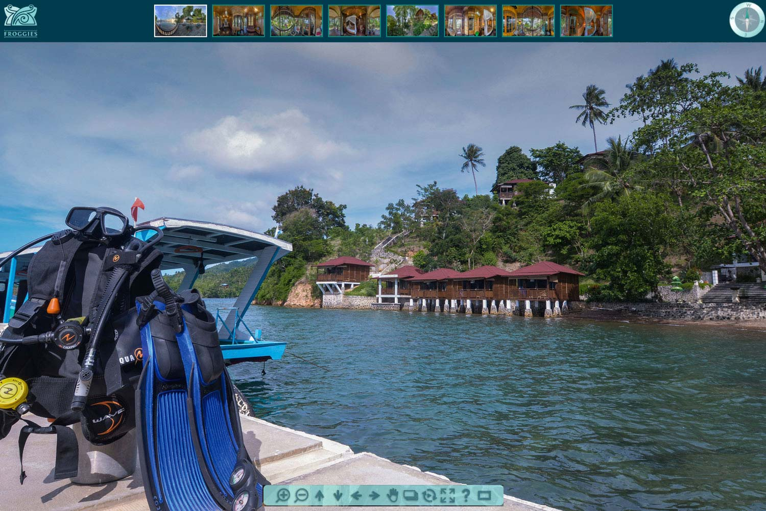 Lembeh Island Resorts