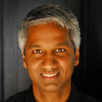 """Rahul Sonnad  -Tesloop  """"This is a quick way to connect with a lot of people. One of the funders at the last event invested within 2 weeks, and is providing us much more than just money."""""""