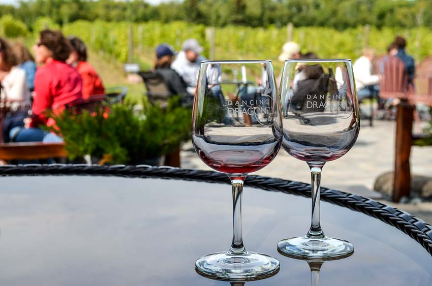 Wonderful local Wineries to visit
