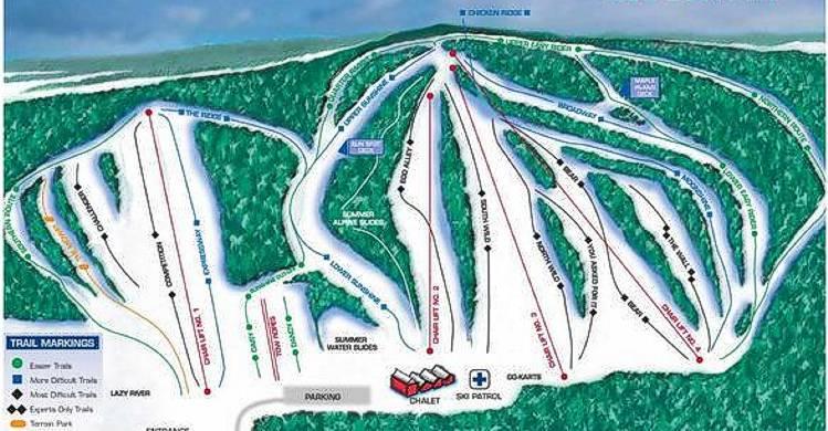 Wild Mountain Ski Area