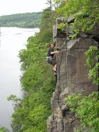 St Croix Falls Rock Climbing