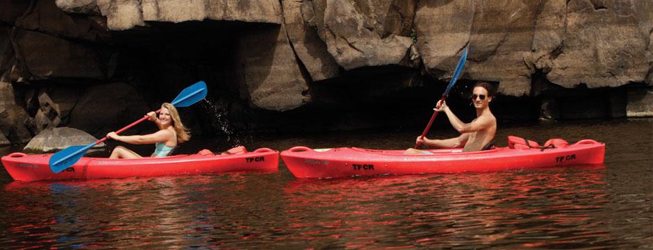 River Kayak & Canoe Rentals