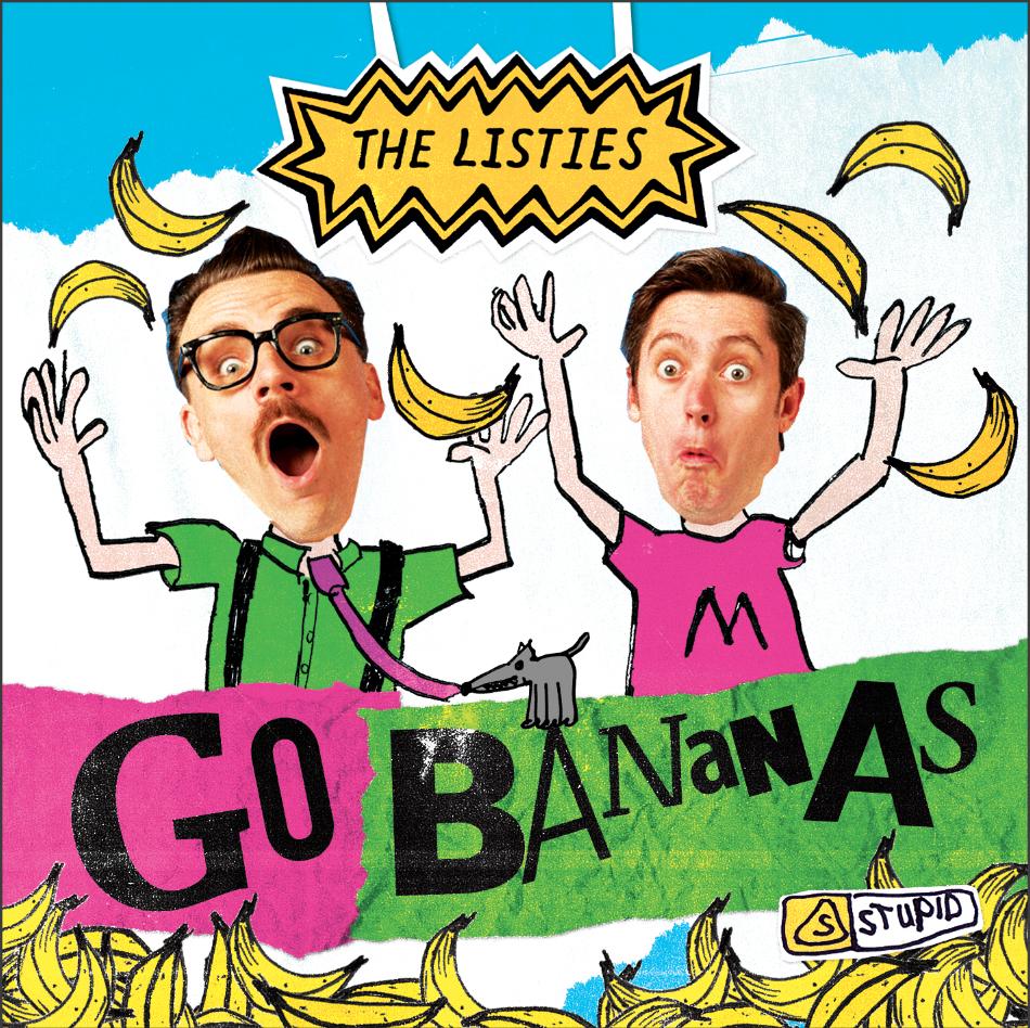 The Listies Go Bananas