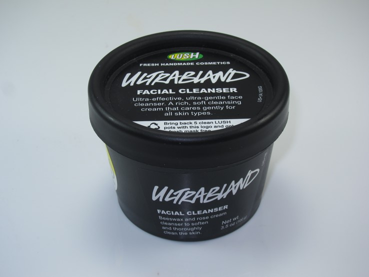 Ultrbland from LUSH will have your skin glowing this summer. -