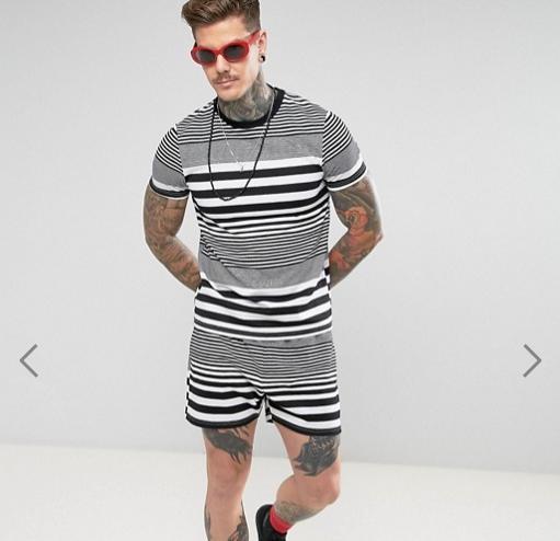 Shirt x Shorts -