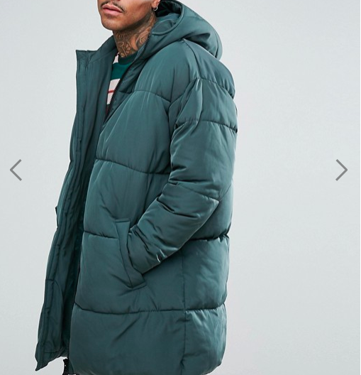 Oversized Puffer -