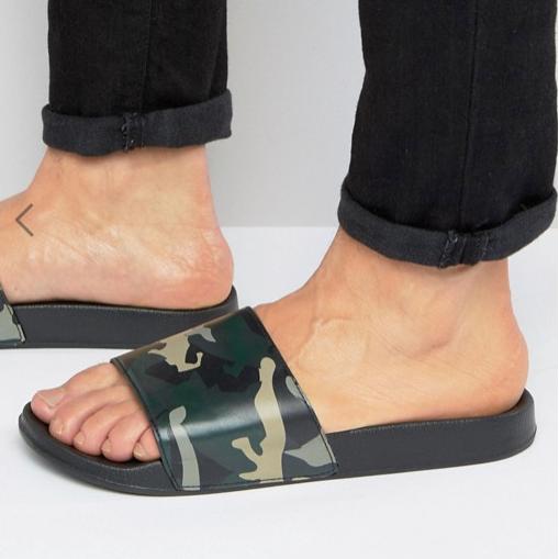 Camo Slides -