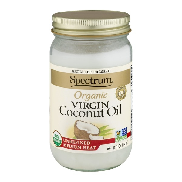 Coconut Oil  - Make sure you keep your skin moisturized and shinning.