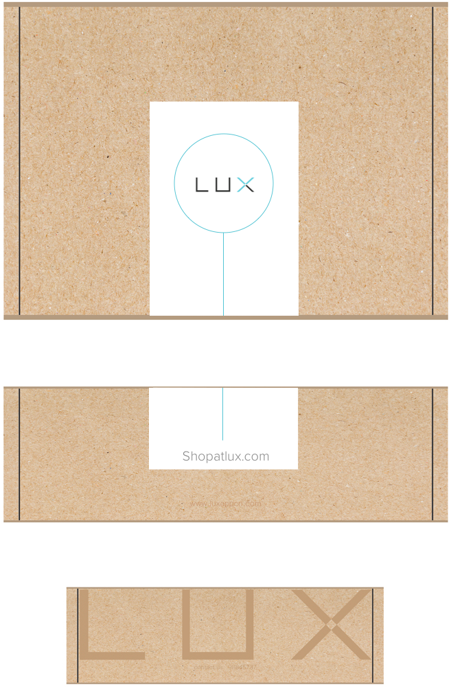 Lux Package Design