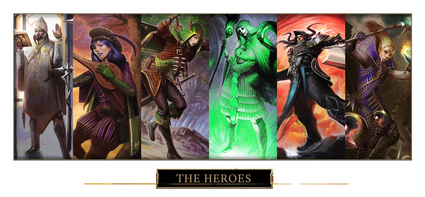 Hero Info