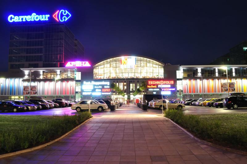 Carrefour The Mall Night.jpg