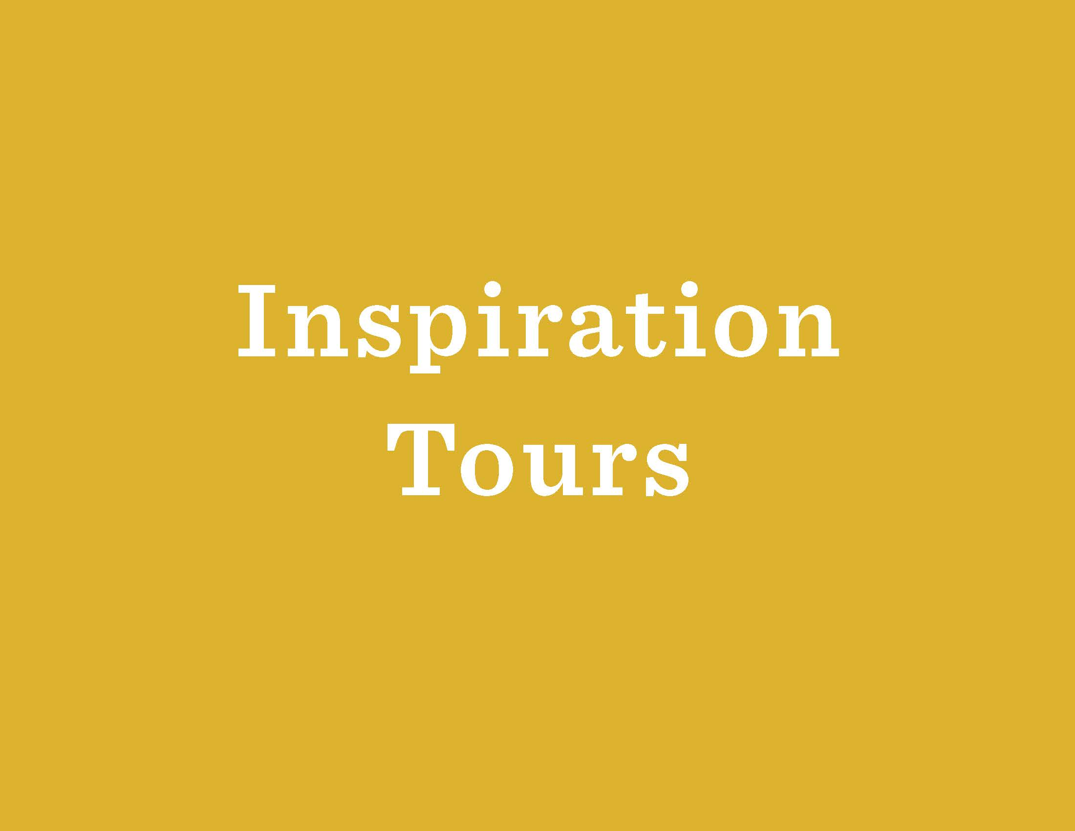 Here you can read  about an inspiration tour at  Next Library  Berlin led by designer and researcher  Julka Almquist . This is a way to get your team inspired for a Design Thinking project (or in general).