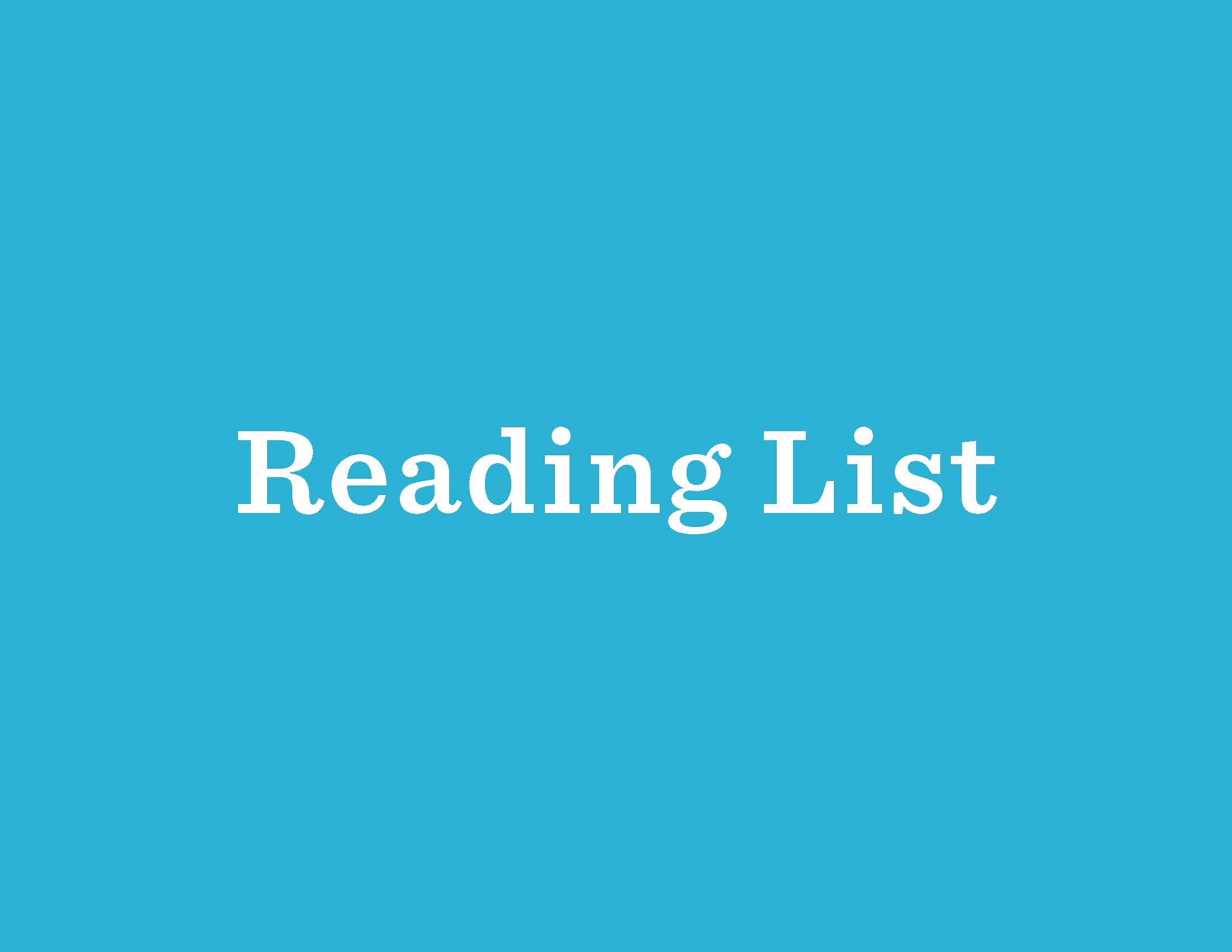 We curated a reading list  with sources to explore a variety of points of view around Design Thinking, Human-Centered Design, Service Design, and Innovation.