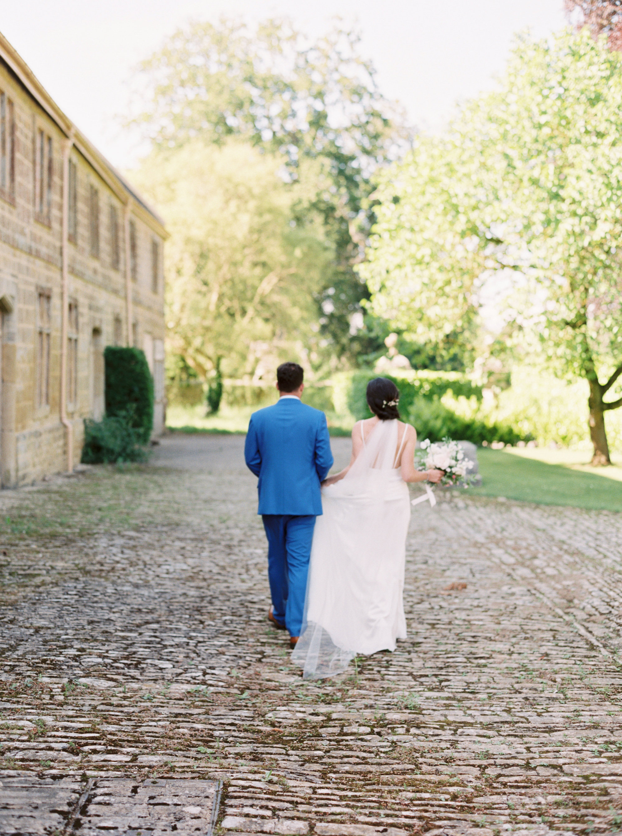 Luxury Wedding Planner UK | Jennifer & Timothy's English Country Manor Wedding | Soft Pink Pale Blue White and Silver Toned Green Neutral Tones American Bride North Cadbury Court | Nicole Colwell Photography  0021.jpg