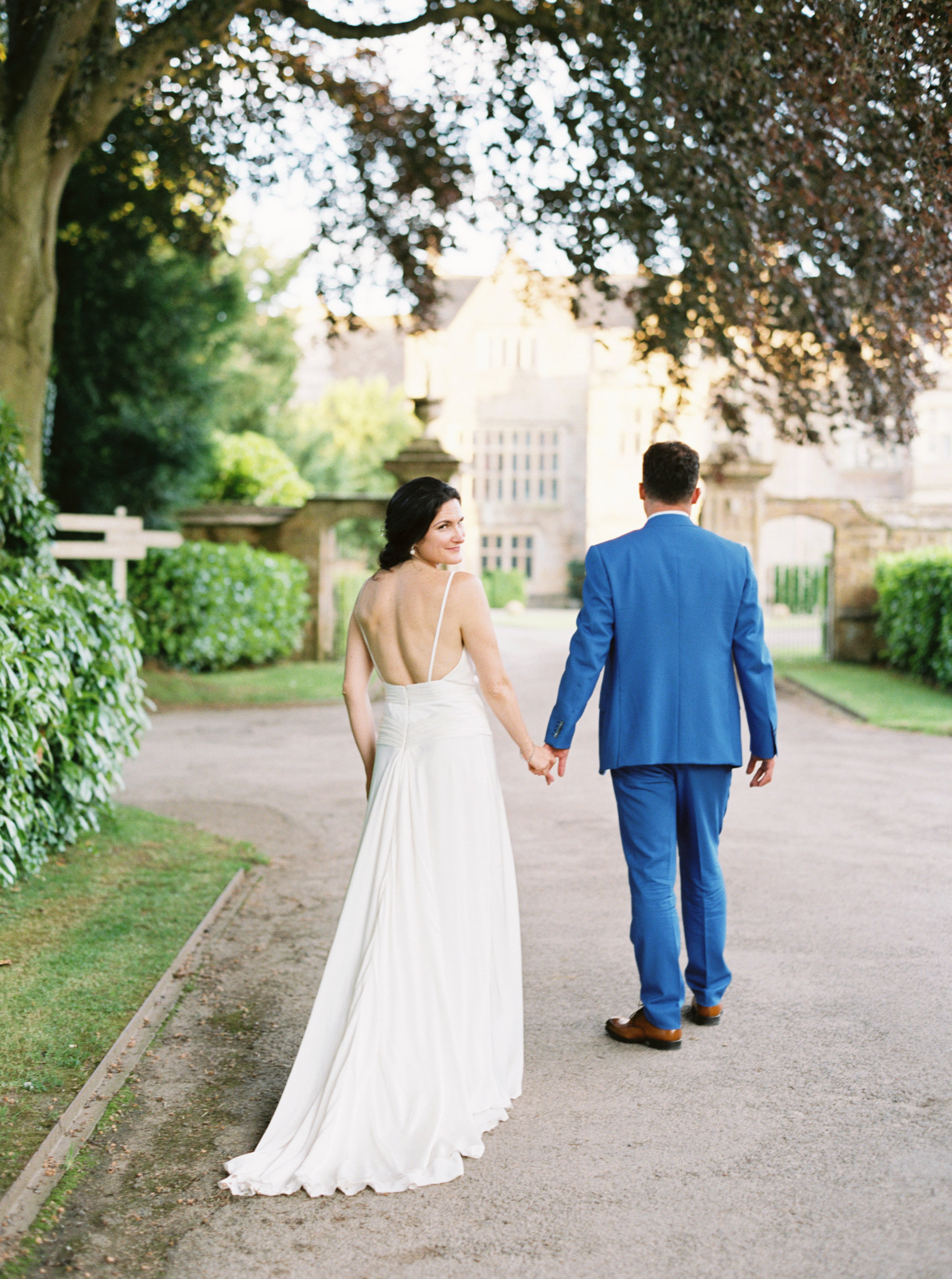 Luxury Wedding Planner UK | Jennifer & Timothy's English Country Manor Wedding | Soft Pink Pale Blue White and Silver Toned Green Neutral Tones American Bride North Cadbury Court | Nicole Colwell Photography  0066.jpg