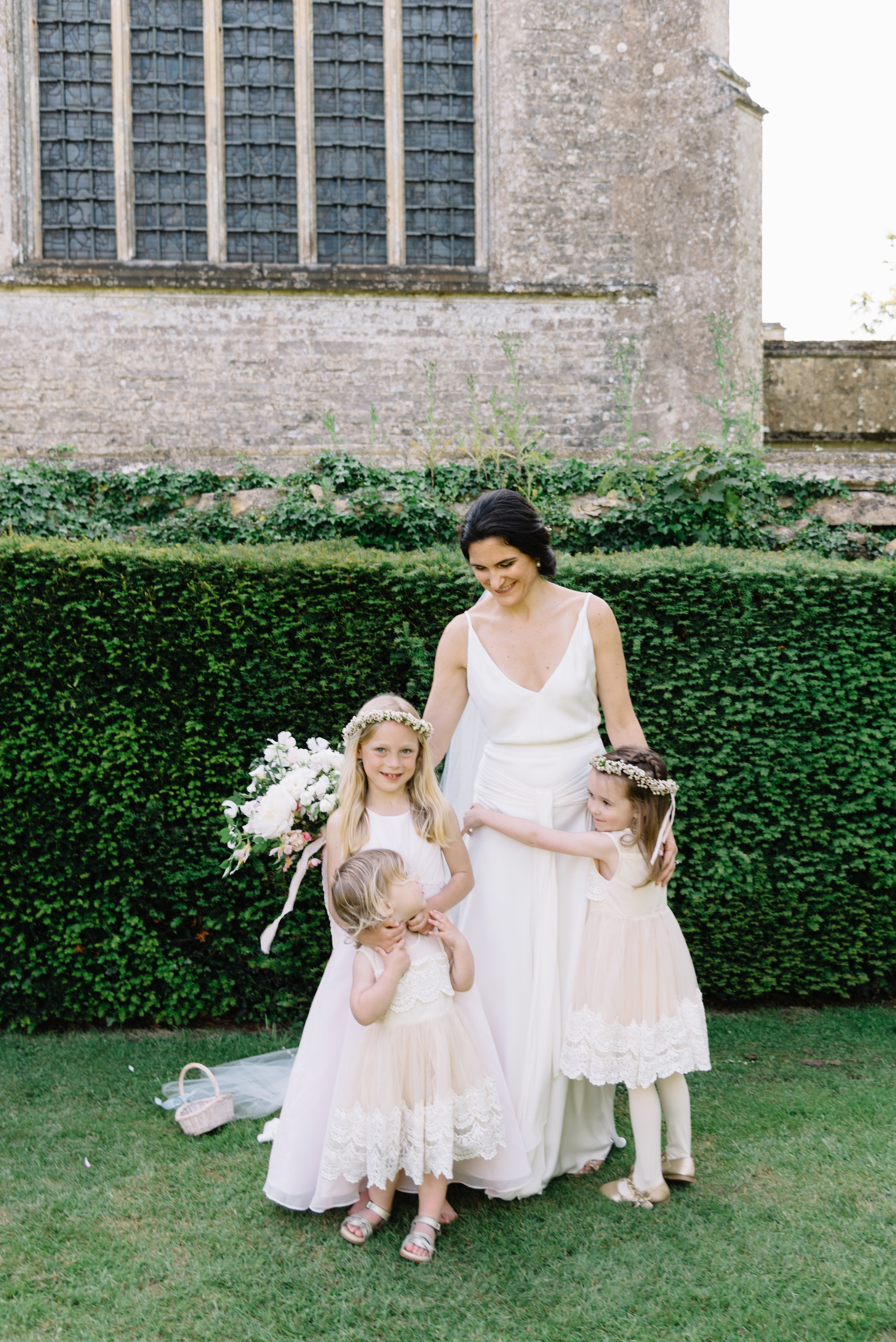 Luxury Wedding Planner UK | Jennifer & Timothy's English Country Manor Wedding | Soft Pink Pale Blue White and Silver Toned Green Neutral Tones American Bride North Cadbury Court | Nicole Colwell Photography 0666.jpg