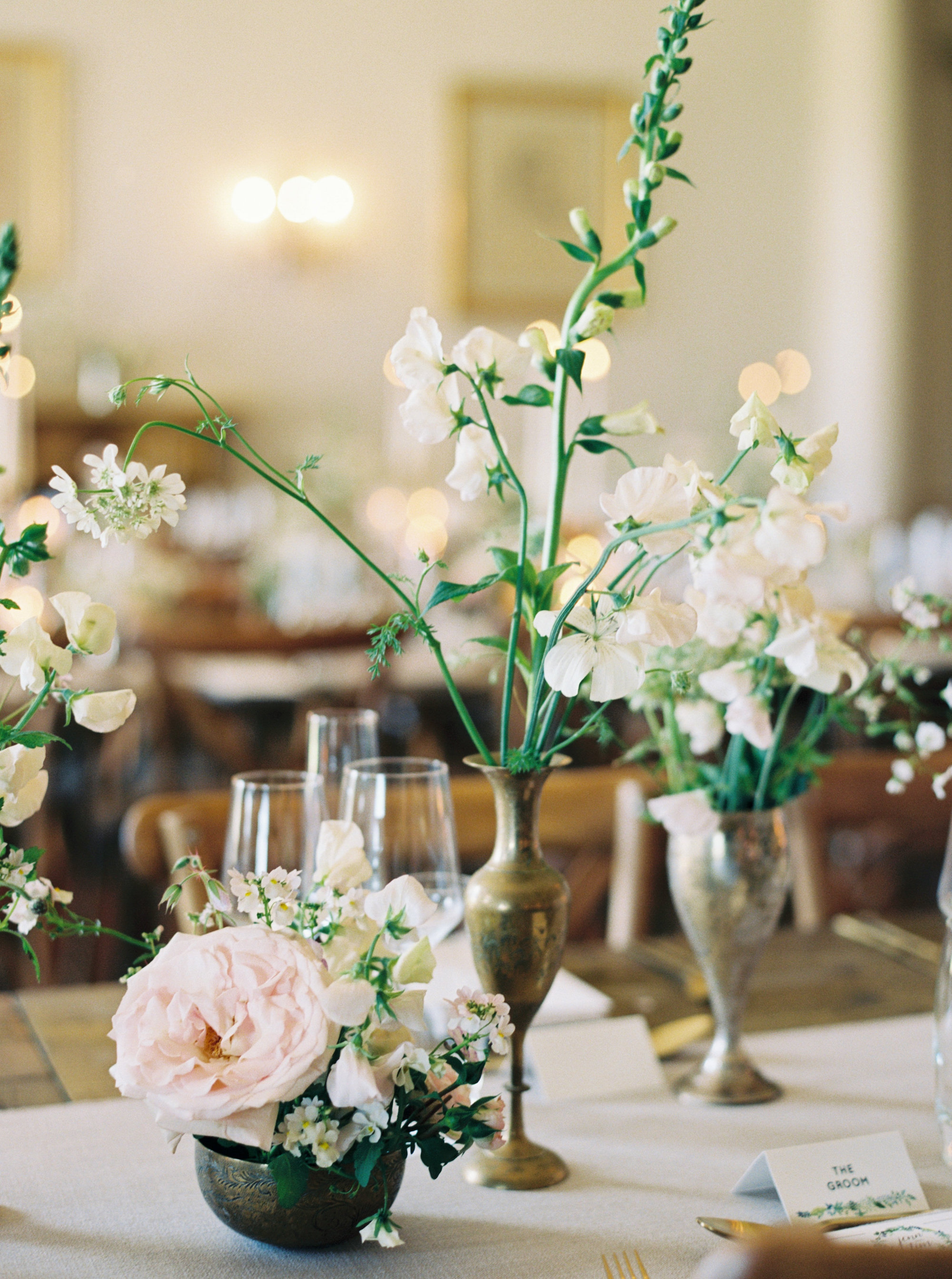 Luxury Wedding Planner UK | Jennifer & Timothy's English Country Manor Wedding | Soft Pink Pale Blue White and Silver Toned Green Neutral Tones American Bride North Cadbury Court | Nicole Colwell Photography 1197.jpg