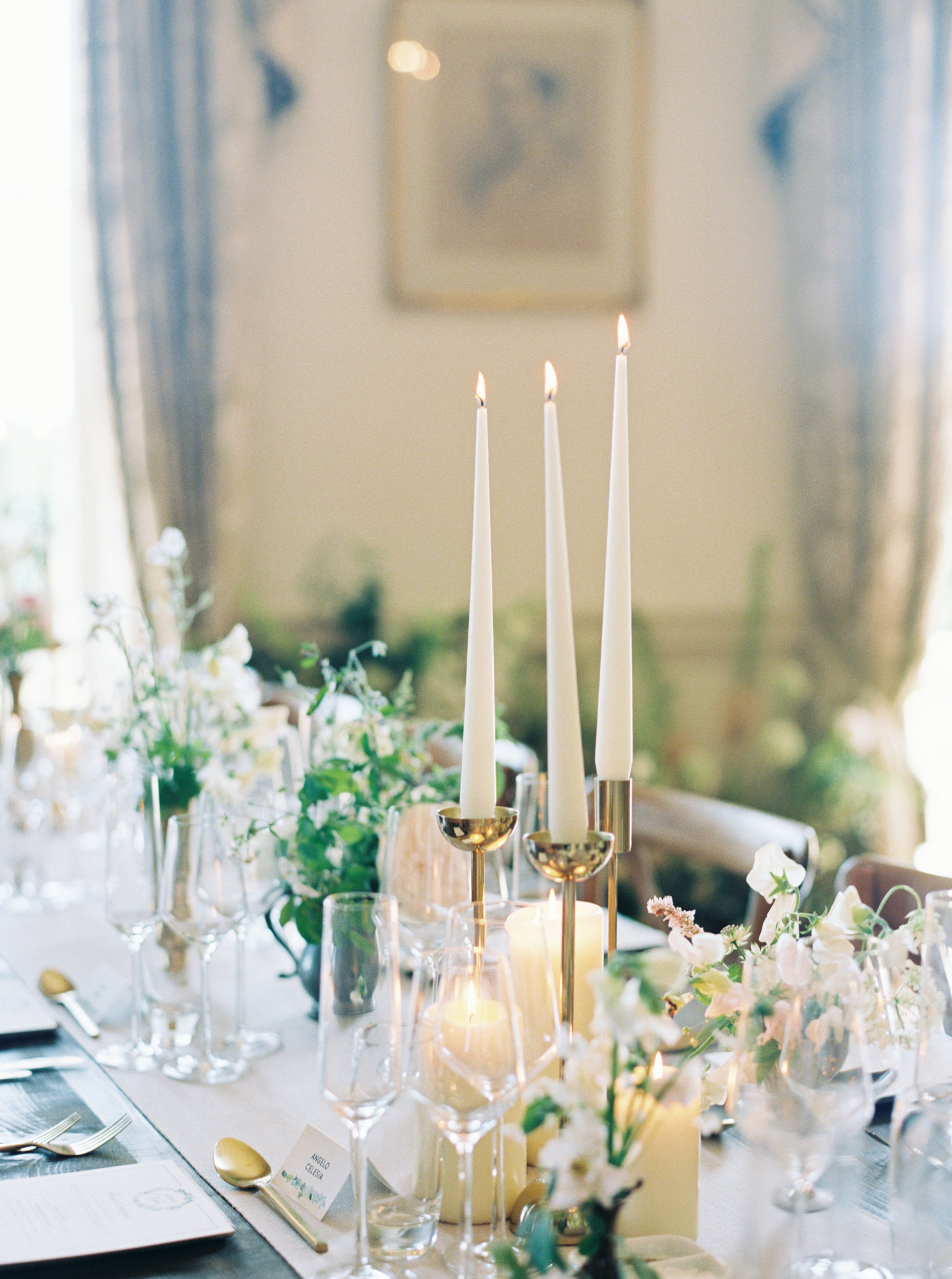 Luxury Wedding Planner UK | Jennifer & Timothy's English Country Manor Wedding | Soft Pink Pale Blue White and Silver Toned Green Neutral Tones American Bride North Cadbury Court | Nicole Colwell Photography 1199.jpg