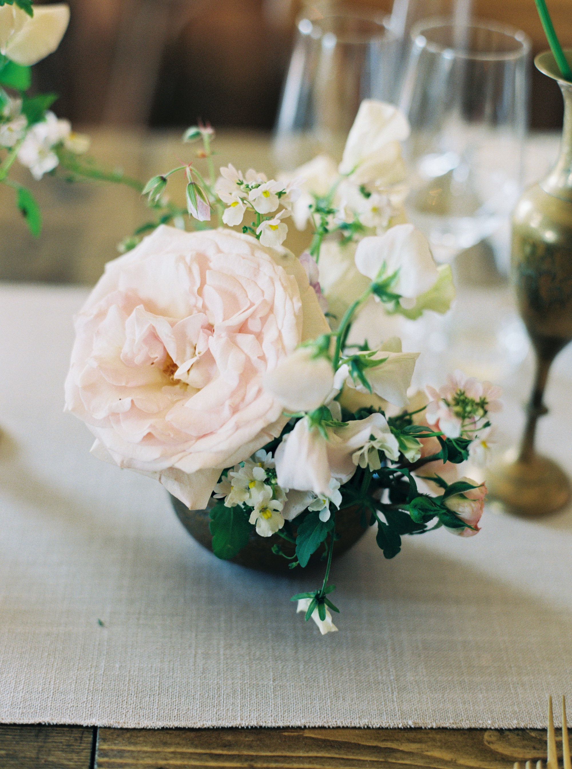Luxury Wedding Planner UK | Jennifer & Timothy's English Country Manor Wedding | Soft Pink Pale Blue White and Silver Toned Green Neutral Tones American Bride North Cadbury Court | Nicole Colwell Photography 1203.jpg