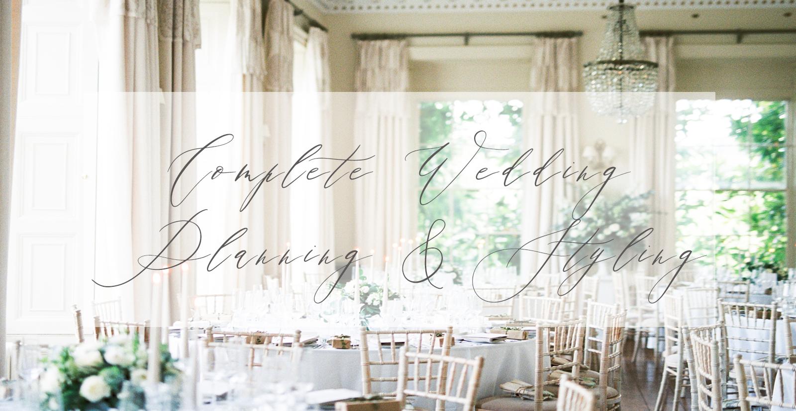 Luxury Wedding Planner | Complete Wedding Planning | Pynes House Wedding Devon Wedding Green Foliage White Flowers White Wedding English Wedding Country House Wedding | Andrew & Ada Photography.png