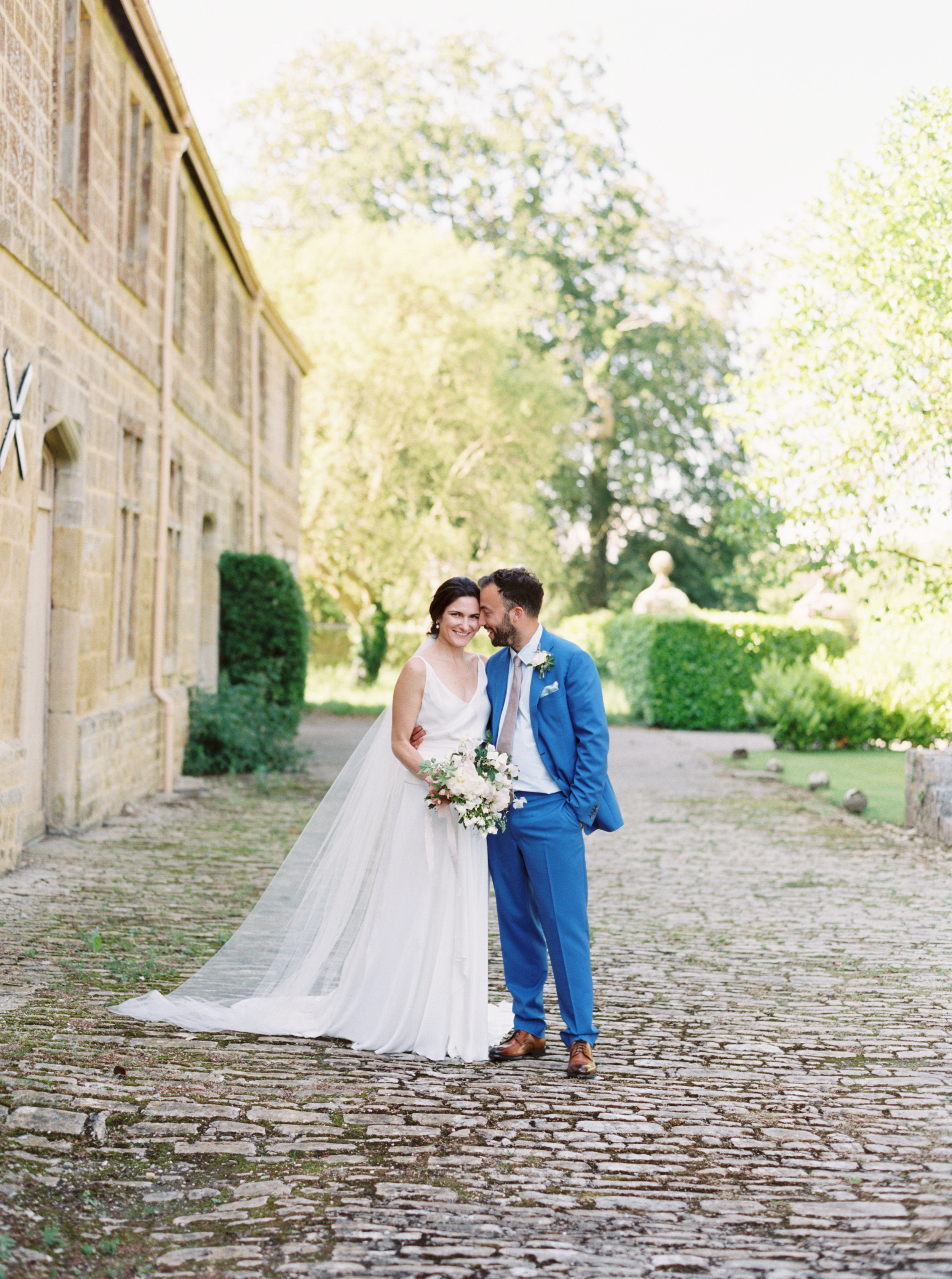 Lily & Sage | English Country Manor Wedding Soft Pink Pale Blue White and Silver Toned Green Neutral Tones American Bride North Cadbury Court | Nicole Colwell Photography 0026.jpg