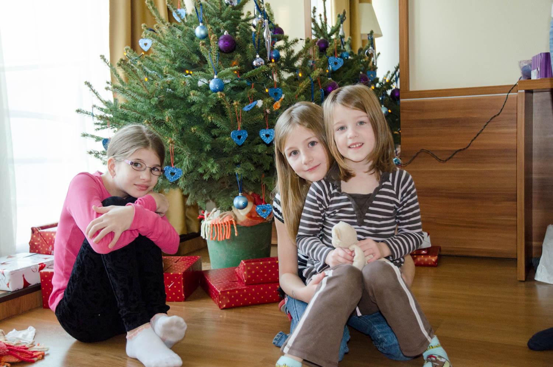 Christmas by us - kids
