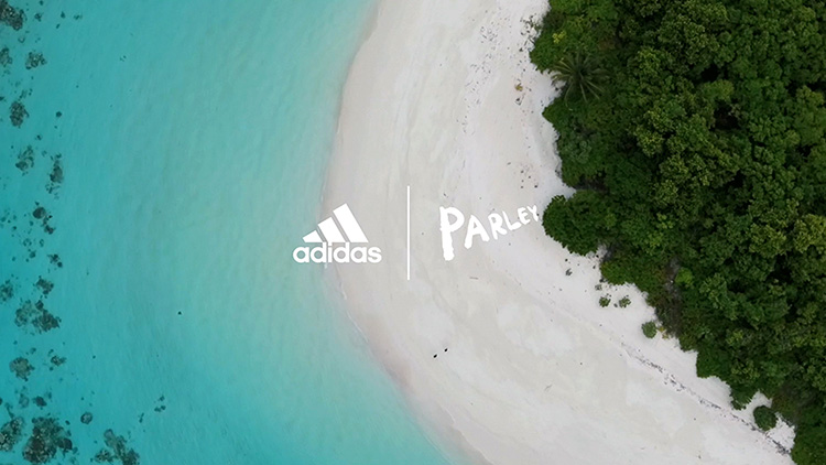 adidas/Parley global activation strategy and concept. Bijan 2018.