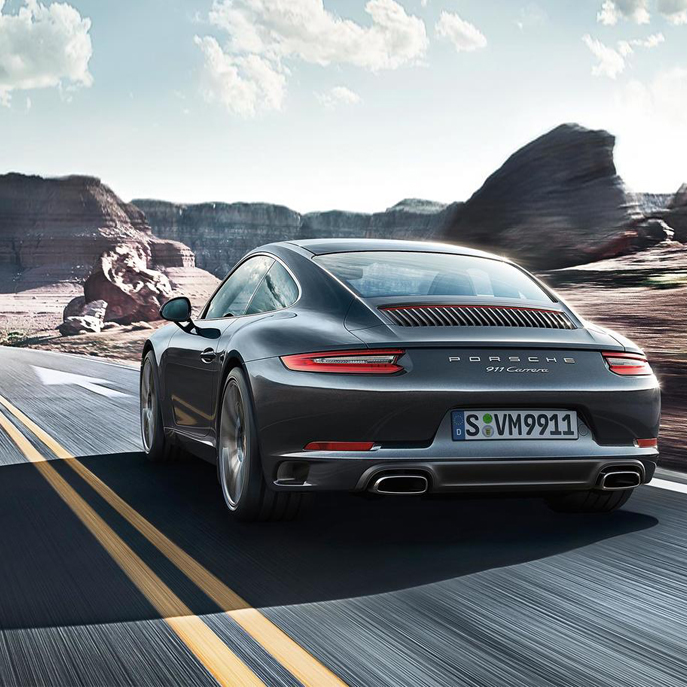 Porsche CRM concept and development. Bijan 2018.