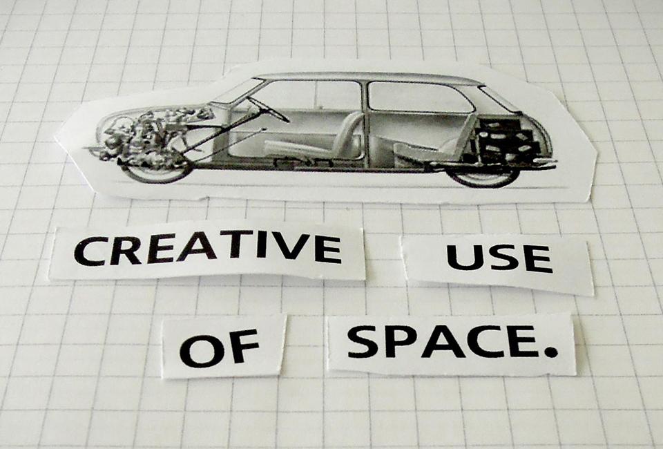 Mini creative direction. Cornelis 2008.
