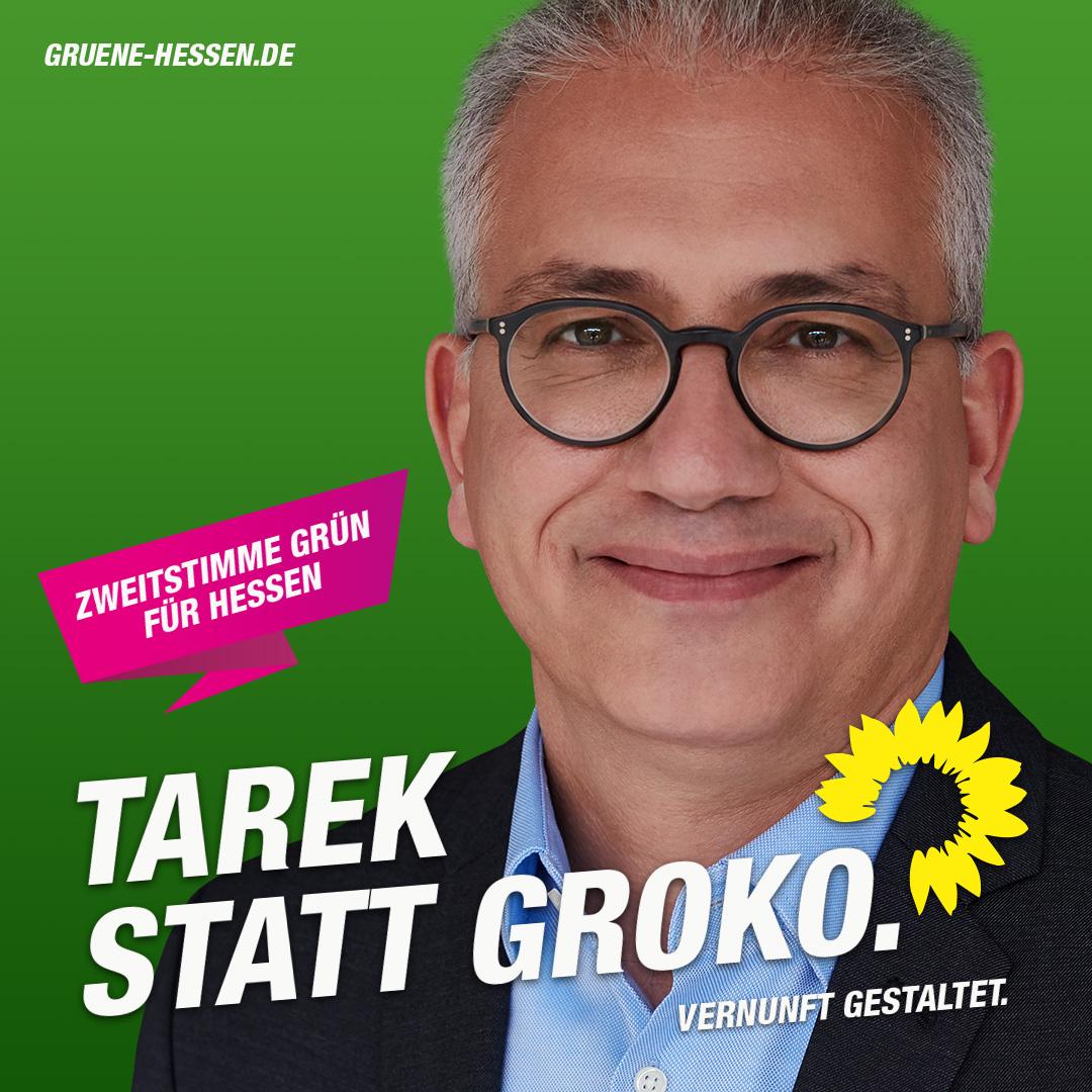 Die Grünen Hessen, state election campaign. Cornelis 2018.