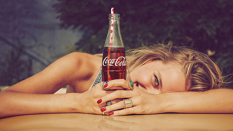 Coca Cola/jovoto Croudstorm Design Guidance. Bijan 2016-2017.