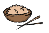 Cooked Grains -