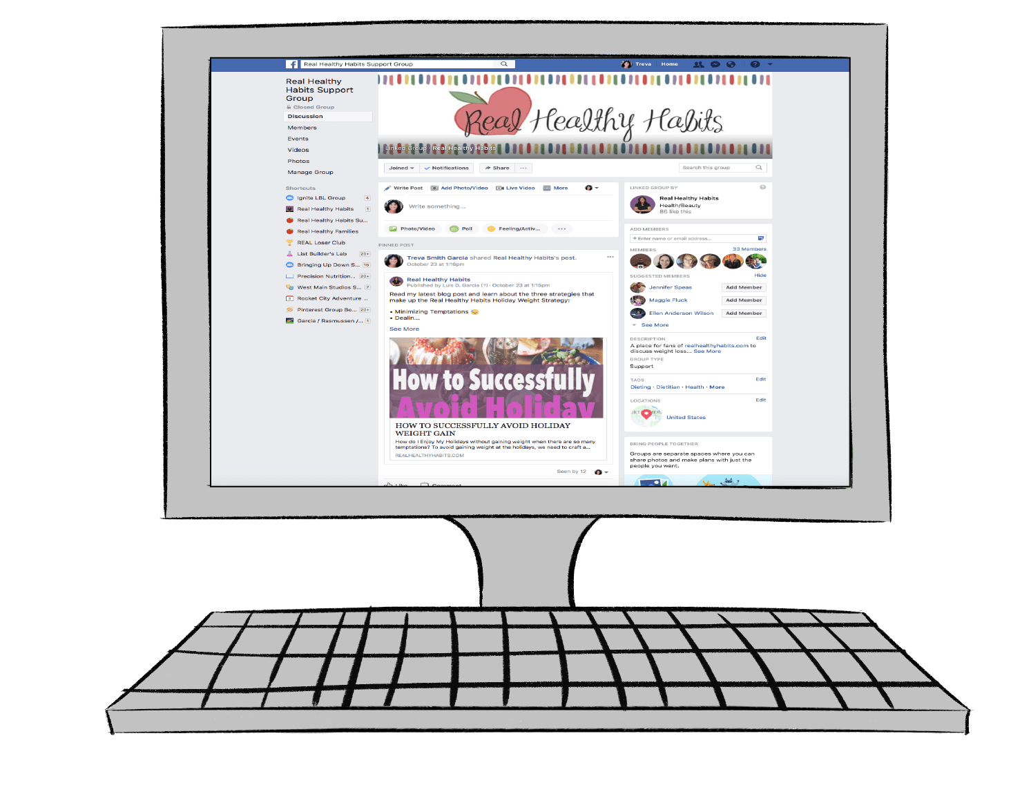Computer with Facebook Group.png