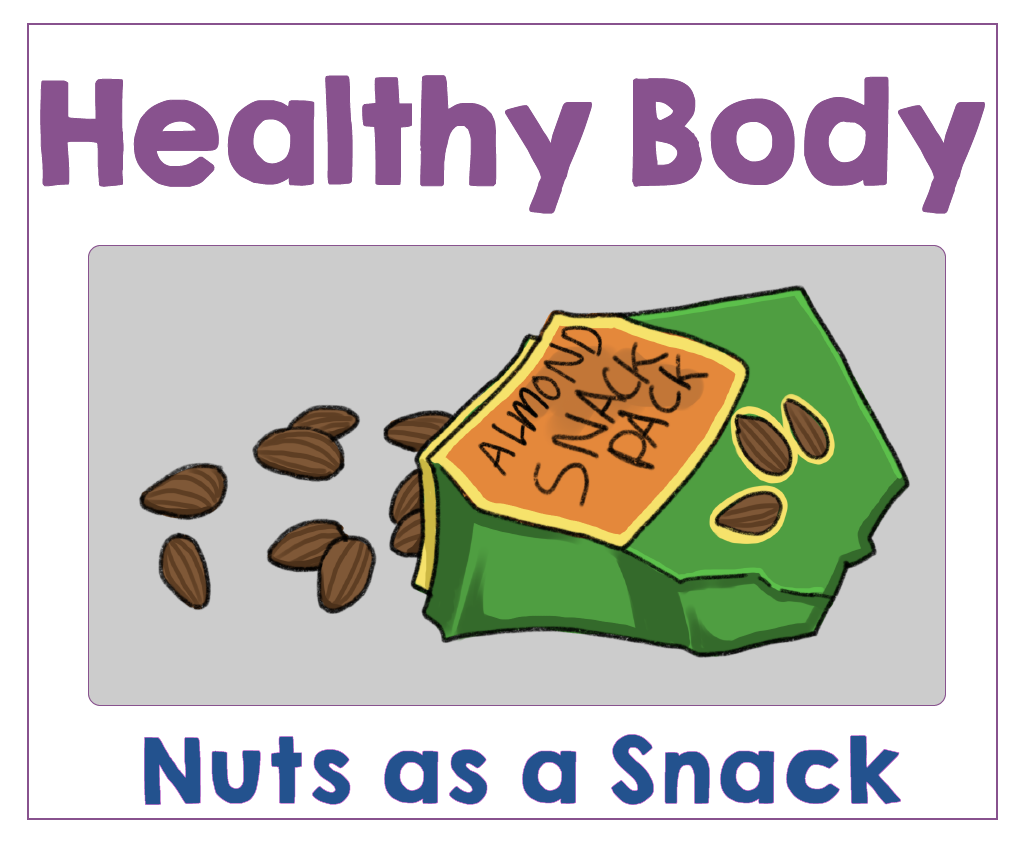 #9 Give Your Kids Nuts as a Snack to Help Prevent Chronic Disease. Health Family Habits the Pain-free way.   Get Your Kids Healthy with These Easy- Peasy Habits   Real Healthy Habits   www.realhealthyhabits.com