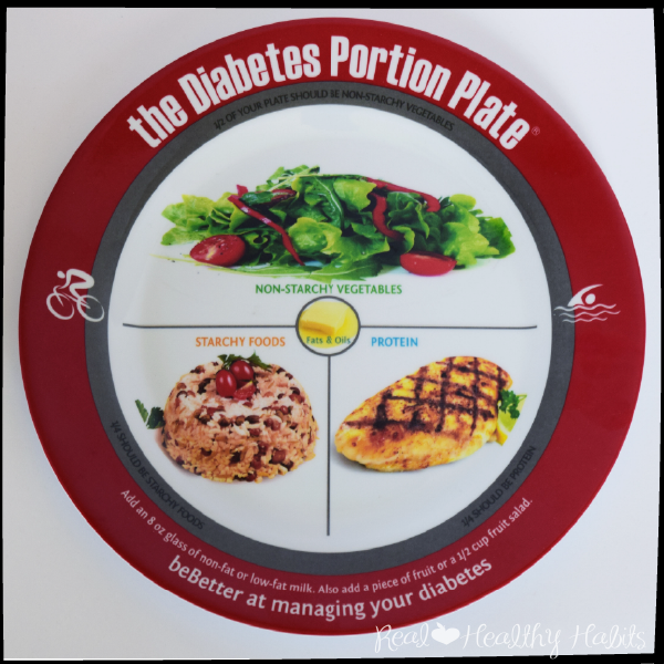 Healthy Plate—For people who want to lose weight, get healthy fast, or have blood sugar issues
