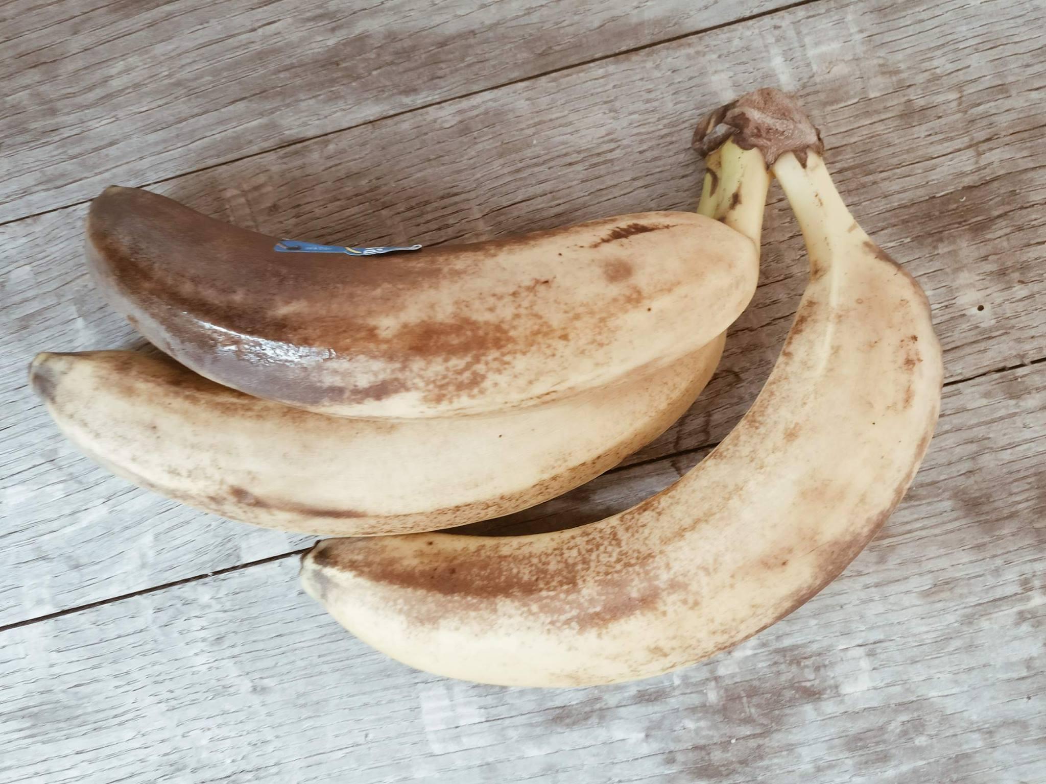 Overrijpe bananen, het is zo snel gebeurd! Maar wat kan je er nu mee doen